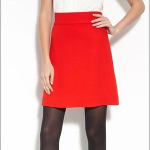 Kate Spade | Red Delphina Skirt